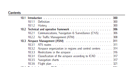 Chap 10 (Air navigation). Fundamentals of Aerospace Engineering